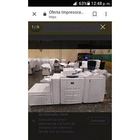 Impresora Multifuncional Marca Xerox