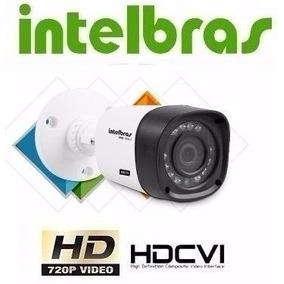 Camera Hd Hdcvi 1010b Intelbras Infravermelho