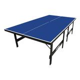 Mesa Oficial Ping Pong (tênis De Mesa) 12mm Olimpic 1014 Mdp