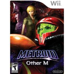 Jogo Novo Original Metroid Other M Para Nintendo Wii