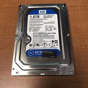 Disco Duro 1 Tb Western Digital / Hitachi /azul Poco Uso