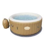 Jacuzzi Spa Inflable Bestway Sauna 71x196 Cm 6 Persona