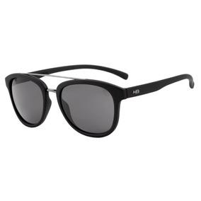 Oculos Solar Hb Moomba Preto Fosco Lente Cinza 9012700100 d7892e16a9