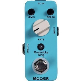 Pedal Mooer Ensemble King Analog Chorus - Mekac