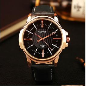 Relógio Masculino Luxo Social