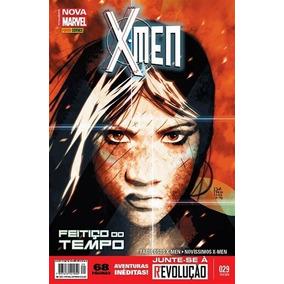 Hq X-men (nova Marvel) #029 Feitiço Do Tempo - Novo