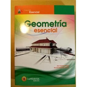 Ime Ita Lumbreras Esencial Essencial Geometria