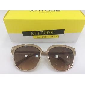 Óculos Atitude Eyewear Solar At3212 T01 56 16 138 3n 513de18f8b