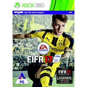 Fifa 17 Xbox 360 - Mídia Digital