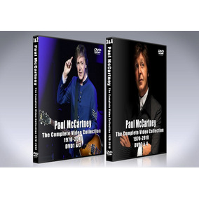 Dvd Paul Mccartney - The Complete Video Collection 1970-2010