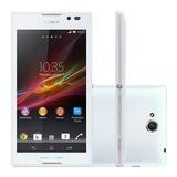 Celular Sony Xperia C C2304 Tela 5 Original Branco