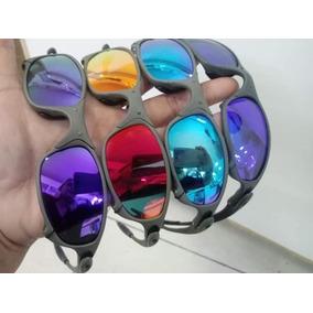 e90349ba34e59 Atacado 20 Óculos De Sol Unissex Kit Barato Revenda Promoção. 4 vendidos -  São Paulo · Lote 10 Óculos Juliet Oakley Para Revenda Squared 24k Penny