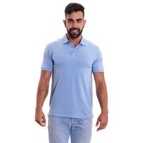 337956ed615 Camisa Polo Slim Fit - Pólos Manga Curta Masculinas no Mercado Livre ...