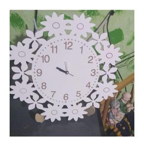 Relógio Em Mdf 3mm