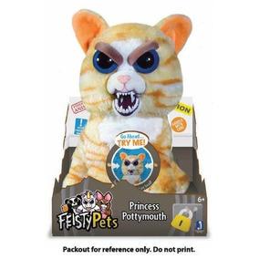 Feisty Pets Princess Pottymouth Gato