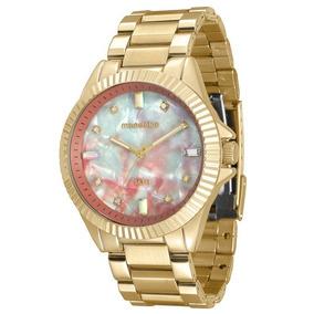 65e4a99831e Relógio Mondaine Cor Rosê 94359lpmgrs2 - Relógios no Mercado Livre ...