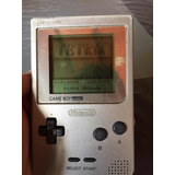 Game Boy Pocket + 1 Juego