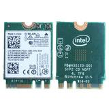 Tarjeta De Red Intel Dual Band Wireless-ac 3165