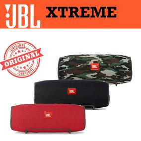 Caixa De Som Bluetooth Portátil Jbl Xtreme Original Brasil