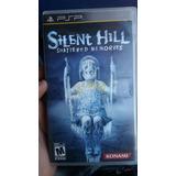 Silent Hill Shattered Memories Para Psp