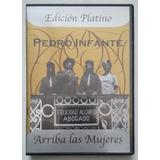 Dvd Felicidad Al Canto Pedro Infante