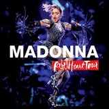 Madonna Rebel Heart Tour Live Dvd Nuevo Original