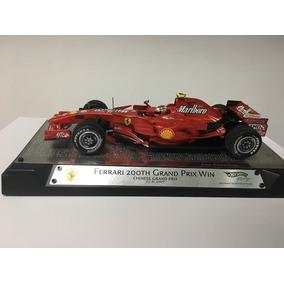 Ferrari 200th Chinese Grand Prix Win 2007 Kimi Raikkonen