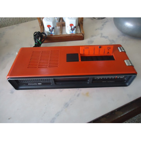 Radio Relógio Philco