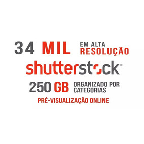 Banco De Imagens Shutterstock 2019 - Via Download + Bonus +
