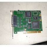 Placa Interface Digital Captura De Imagem Pci Dv44