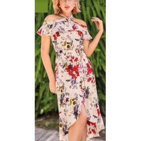 Vestido Multicolor Floreal Cklass 098-89