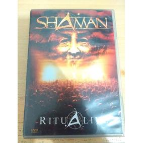 Dvd Shaman - Ritualive