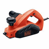 Kit Plaina Elétrica 650 W Black & Decker 127 V