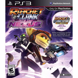 Ratchet & Clank Nexus + Bonus Ps3 Digital Gcp