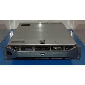 Servidor Dell R710 Xeon Quadcor 2.4ghz 32gb Ram 2x 300gb