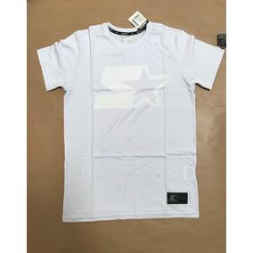 Camiseta Masculina Blusas Starter Novo Original Branca 92cdf99ae30