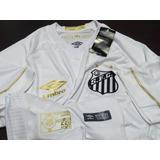 C/ Nota Fiscal! Camisa Santos Game Oficial I Umbro 2018 2019
