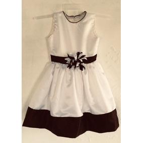 Vestidos negro y blanco para fiesta