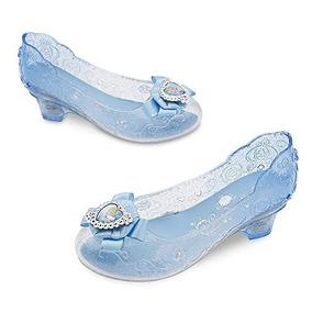 Almacén De Disney Princesa Cenicienta Del Traje Zapatos - Li 28ee811619b1