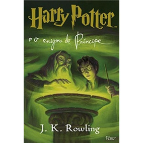 Harry Potter E O Enigma Do Príncipe - Rocco