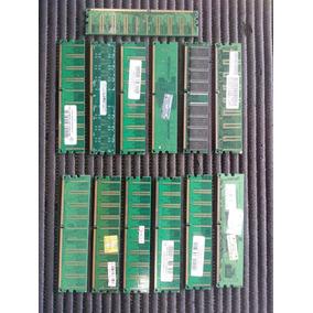 Memória Ddr 256 Mb Pc 3200 /pc 2700 /pc 400 Kite C/ 13 Peças