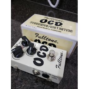 Pedal Fulltone Ocd Versão 1.7 11/2012