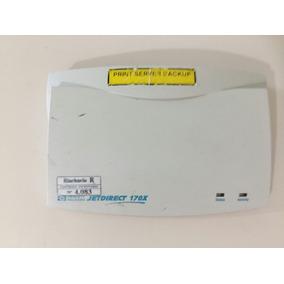 Hp Jetdirect170x Servidor Impressora Com Conexao Paralela