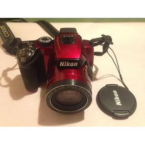 Cámara Nikon P500 No Funciona Para Repuestos