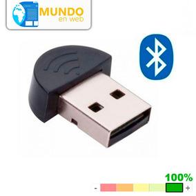 Adaptador Mini Bluetooth Usb 2.0 Elektro Pequeño Rapido
