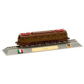 Locomotivas Do Mundo Edição 15 Fs E.428