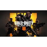 Call Of Duty Black Ops 4 Parapsn4. Incluye Modo Zombies.