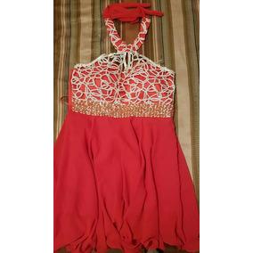 Vestidos De Fiesta Cortos De Encaje Sueltos - Vestidos Medios en ... 299647ff401d