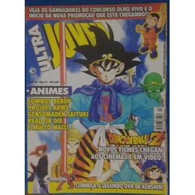 Revista Ultra Jovem Edição Ano 02 N° 14