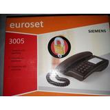 Telefone Siemens Eurosat 3005